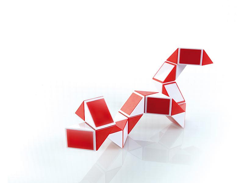 playtastic 3d puzzle magische schlange. Black Bedroom Furniture Sets. Home Design Ideas