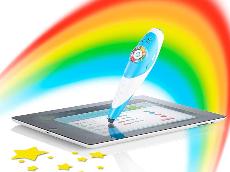 Laser Entfernungsmesser Im Handgepäck : Playtastic interaktiver lernspiel stift für ipad 3 bis 9 jahre