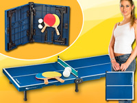playtastic produkte mini tischtennisplatte selber bauen. Black Bedroom Furniture Sets. Home Design Ideas