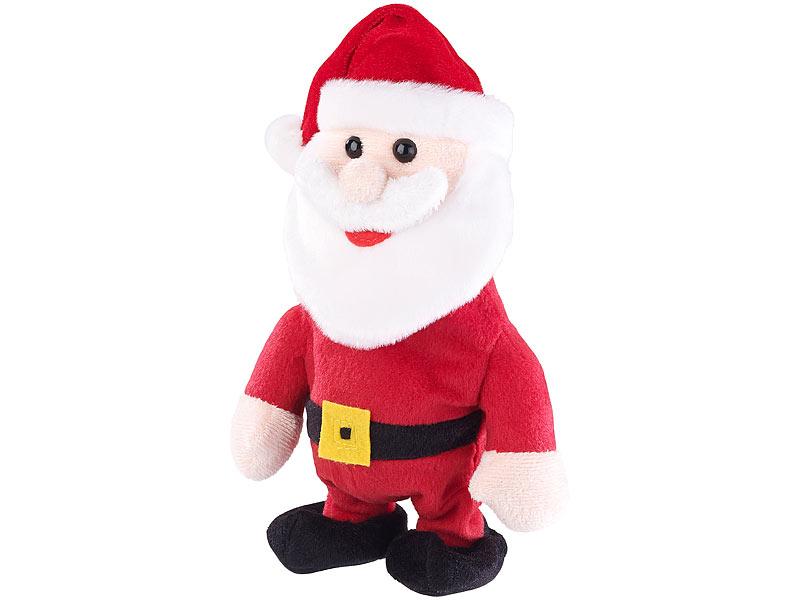 Weihnachtsmann Geräusche