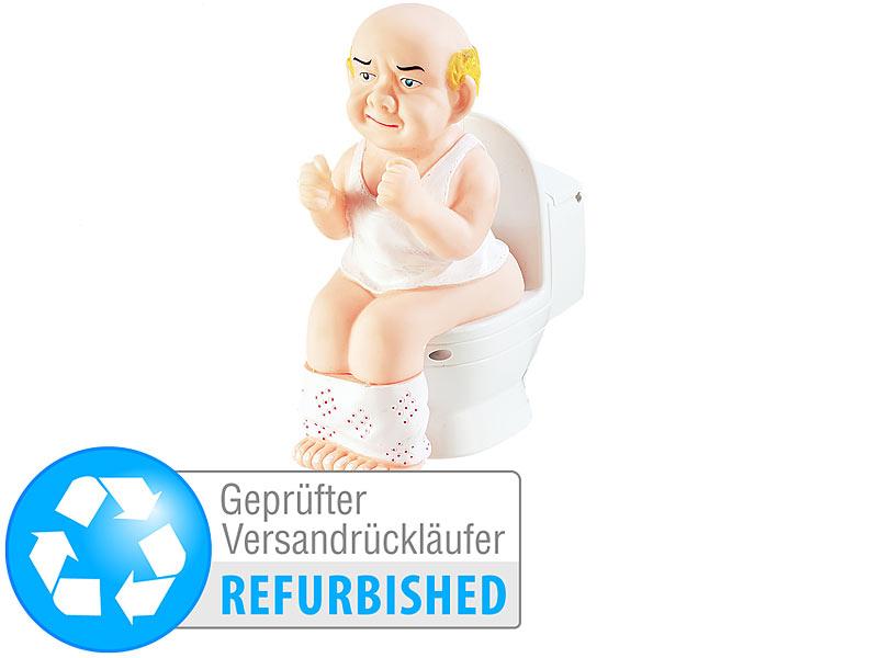 Playtastic Sprechender Sich Windender Toiletten Mann