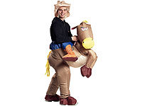 "Playtastic Selbstaufblasendes Kostüm ""Wilder Cowboy"" (refurbished)"
