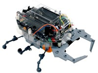 "Playtastic Technik-Bausatz ""Scarab Robot Kit"""
